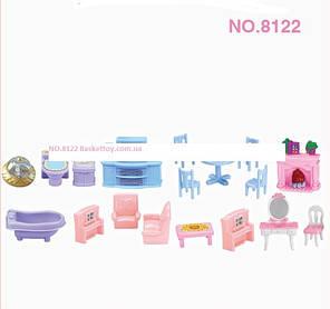 Домик для кукол с мебелью Happy Family арт.8122, фото 2