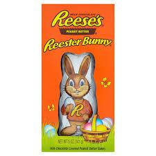 Reese's Peanut Butter Reester Bunny 141g, фото 2