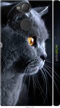 """Чохол на Sony Xperia XA2 H4113 Красивий кіт """"3038c-1357-2448"""""""