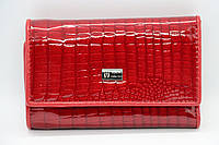 Жіноча шкіряна ключниця Wanlima 62091170792b1 Red, фото 1