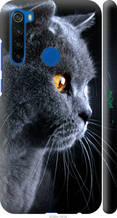 "Чохол на Xiaomi Redmi Note 8T Красивий кіт ""3038c-1818-2448"""