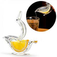 Прес для часточок лимона, лайма, сквізер