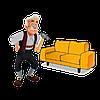 Евростиль - магазин по продаже обивочных мебельных тканей и материалов для ремонта мягкой мебели