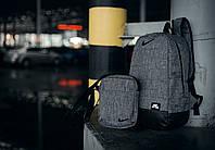 Рюкзак + Барсетка міської Чоловічий | Жіночий | Дитячий, для ноутбука Nike (Найк) спортивний комплект