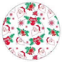 Форма-тюльпан для новогодних кексиков №170, фото 1