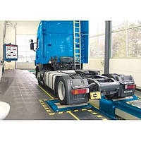 Комбинированный тормозной стенд для легковых и грузовых автомобилей