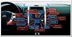 Штатна автомагнітола для Hyundai Sonata 2015-2017 на Android 5.1 AHR-2211 головний пристрій для автомобіля, фото 4