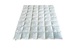Натуральное пуховое одеяло Kondor 140х205 см, тик (100% хлопок)