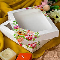Подарочная коробка 15х20х3 см