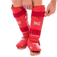 Захист гомілки з футами для єдиноборств PU ELS (в наявності тільки р-н М)