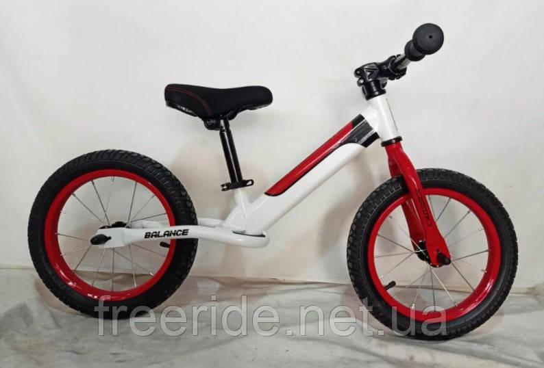 """Дитячий беговел Crosser Balance Bike JK-07 14"""""""