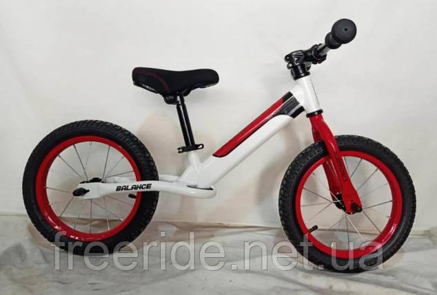 """Дитячий беговел Crosser Balance Bike JK-07 14"""", фото 2"""