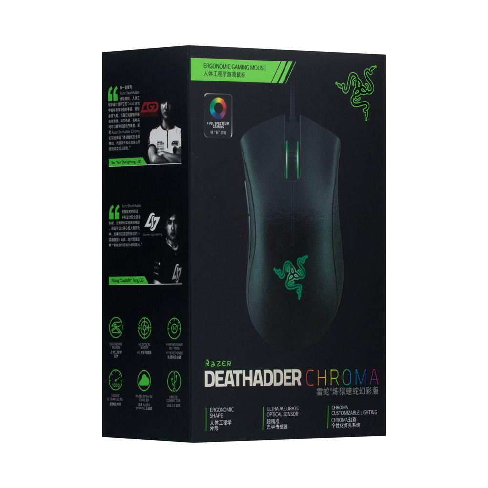 USB Миша Razer DeathAdder Chroma