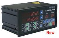 THESI 320 AN Givi Misure устройство индикации на две оси для станка позиционер с аналоговым выходом