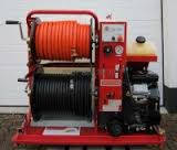 Каналопромывочная машина Ecosift Rems 200 bar / 100 liter