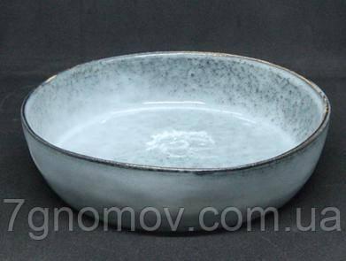 Набор 6 керамических салатников Гранит 20 см