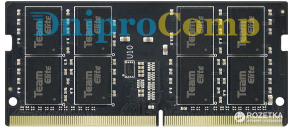 Модуль пам'яті SO-DIMM 4GB/2133 DDR4 Team Elite (TED48G2400C16-S01)