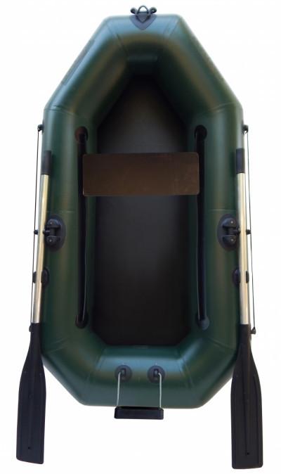 Надувная гребная одноместная лодка из пвх F190TPU, Лисичанка Фортуна, 850г/м2