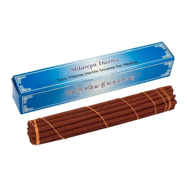 Тибетские благовония Milarepa Incense (Миларепа)