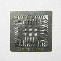 Трафарет Intel SR17E (DH82B85 DH82Z87)