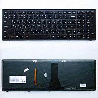 Клавиатура (RU) Lenovo G500s, G505s, S500, S510p, Z510, black, без подсветки
