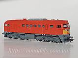 """Roco 73243 Модель тепловоза М62-905 """" Машка"""", принадлежности GYSEV, масштаба H0 1:87, фото 7"""