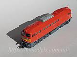 """Roco 73243 Модель тепловоза М62-905 """" Машка"""", принадлежности GYSEV, масштаба H0 1:87, фото 2"""