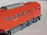 """Roco 73243 Модель тепловоза М62-905 """" Машка"""", принадлежности GYSEV, масштаба H0 1:87, фото 6"""