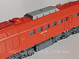 """Roco 73243 Модель тепловоза М62-905 """" Машка"""", принадлежности GYSEV, масштаба H0 1:87, фото 4"""