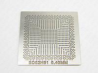 Трафарет Intel BD82H61 (BD82B75 BD82Z68 BD82Z77 )