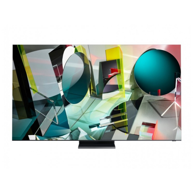 Телевизор самсунг 85 дюйма со смарт тв, черный Samsung QE85Q950TS
