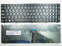 Клавиатура (EN) Lenovo G570, G575, G770, G780, Z560, Z565, black