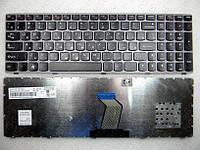 Клавиатура (RU) Lenovo Y570, gray frame