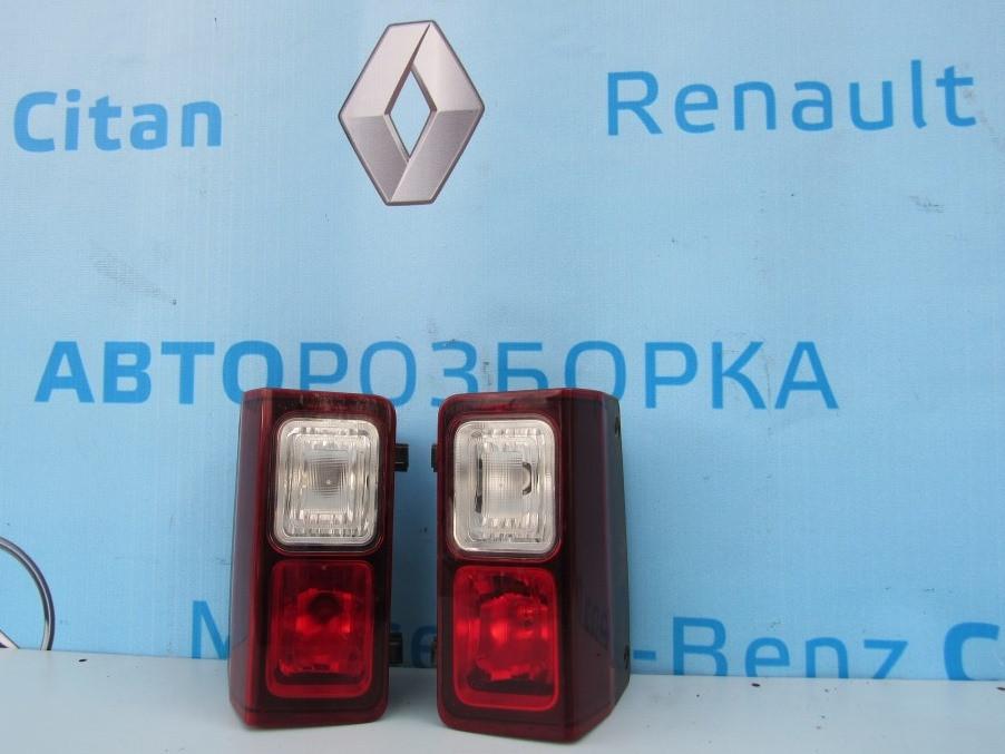 Фонарь 93459475, 93459894 (в бампер) заднего хода для Рено Трафик Renault Trafic 2014-2019 г. в.