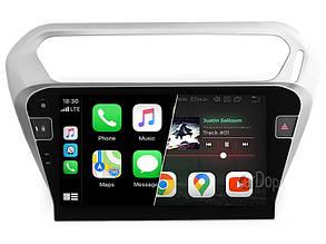 Штатна магнітола Peugeot 301 2012+ Carplay