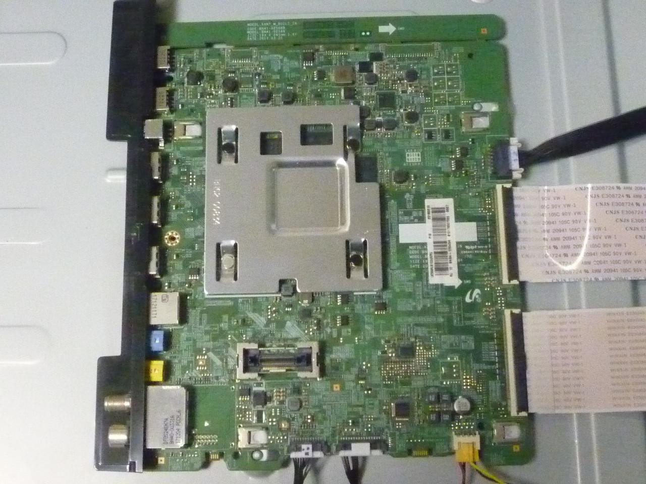 Материнська плата BN94-12645H від LED TV Samsung UE55MU6103UXUA