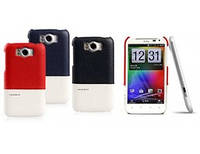 Чехол для HTC Sensation XL X315E G21/HTC Rhyme G20 - Nuoku ROYAL luxury leather cover