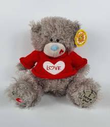 Ведмедик Тедді в светрі, 33 см