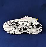 Кроссовки Женские Бежевые На Высокой Подошве (размеры: 37,38,40,41) - 1319, фото 4