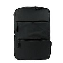 Городской рюкзак с USB зарядкой и отделением под ноутбук 15`