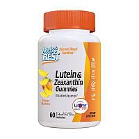 Лютеина и Зеаксантин Doctor's BEST Lutein & Zeaxanthin Gummies 60 gummies