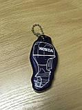 Брелок для ключей плавающий Honda 35.824.07, фото 4