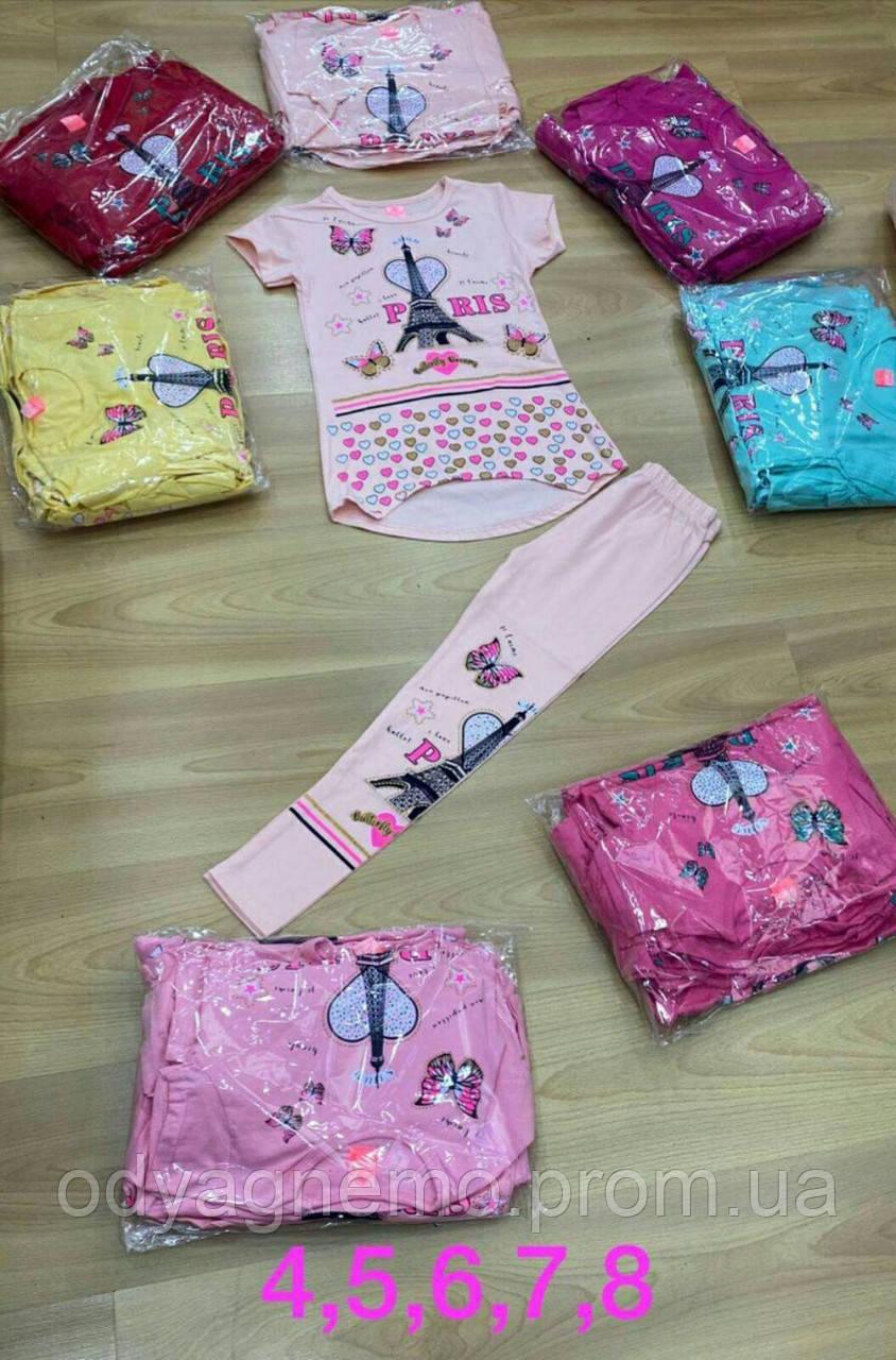 Комплект для девочек , 4-8 лет. Артикул: NOE2