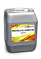 Трансмиссионное масло KSM PROTEC G-4/-5 80W-90, 20 л