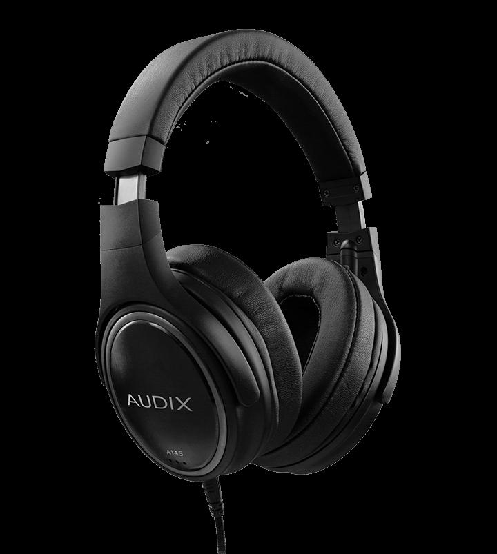 Студійні навушники AUDIX A145 Professional Studio Headphones with Extended Bass