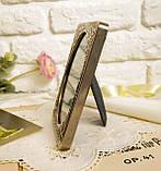 Стара англійська фоторамка, рамка для фото, посріблений метал, Англія, вінтаж, фото 5