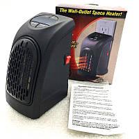 Обогреватель портативный керамический Handy heater (Хенди хитер 400 Ватт) С пультом управление