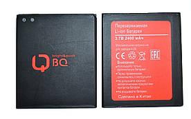 Аккумулятор АКБ (Батарея) BQS 5006 для телефона BQ-5006 Los Angeles (Li-ion 3.7V 2400mAh)