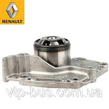 Водяной насос (помпа) на Renault Trafic / Opel Vivaro 1.9dCi (2001-2006) Renault (оригинал) 7701479043