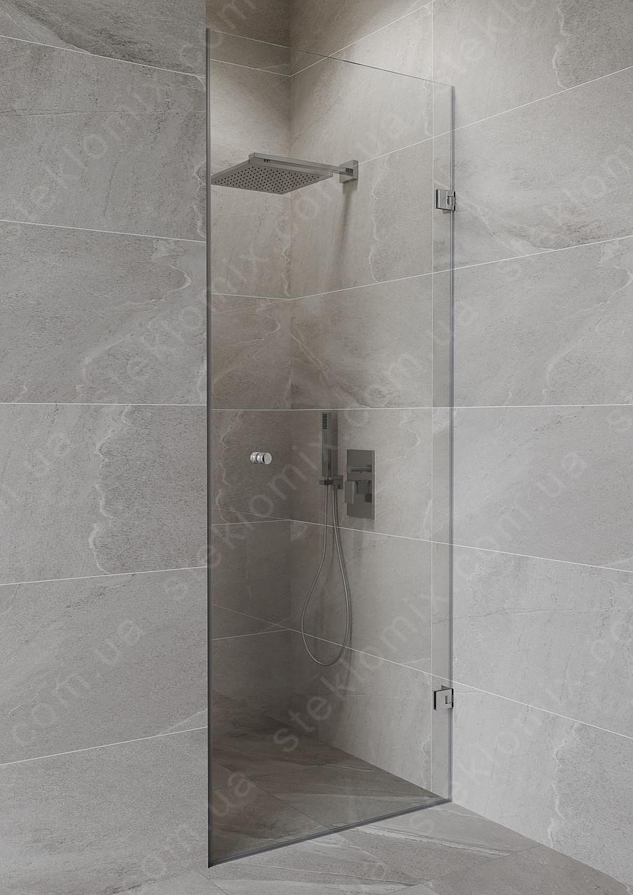 Скляні двері в душ